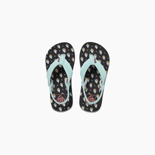 Reef Kids Sandals ~ Little Ahi Snow Cone