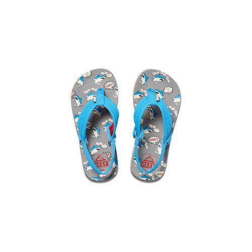 Reef Kids Sandals ~ Ahi Nom Nom