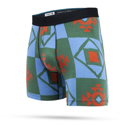 Stance Men's Boxer Briefs ~ Eternos green