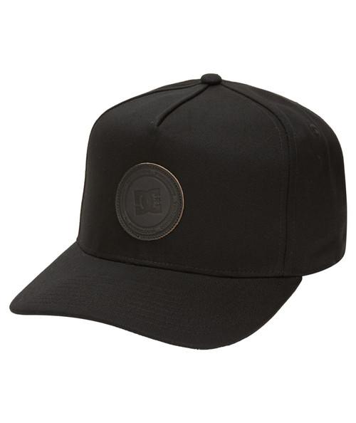 DC Shoes Mens Snapback Cap ~ Reynotts black