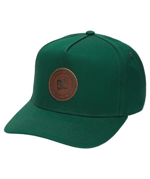 DC Shoes Mens Snapback Cap ~ Reynotts green