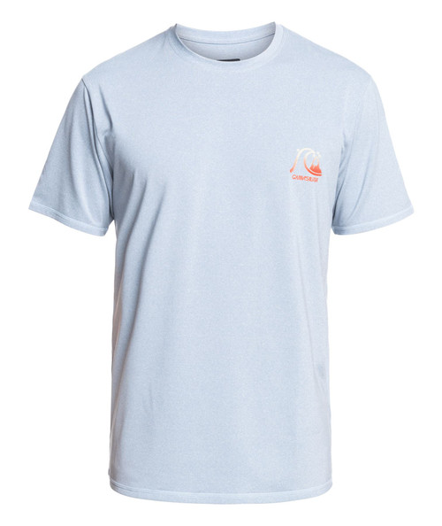Quiksilver Men's  Heather T-Shirt ~ Heritage navy