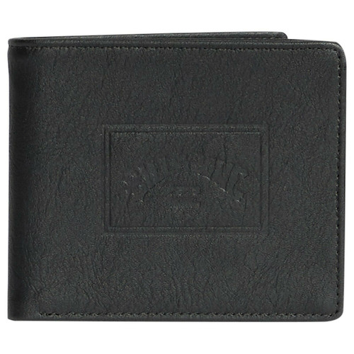 Billabong Men's Wallet ~ Archin black
