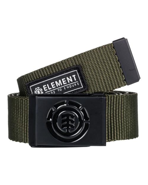 Element Men's Web Belt With Bottle Opener ~ Beyond army