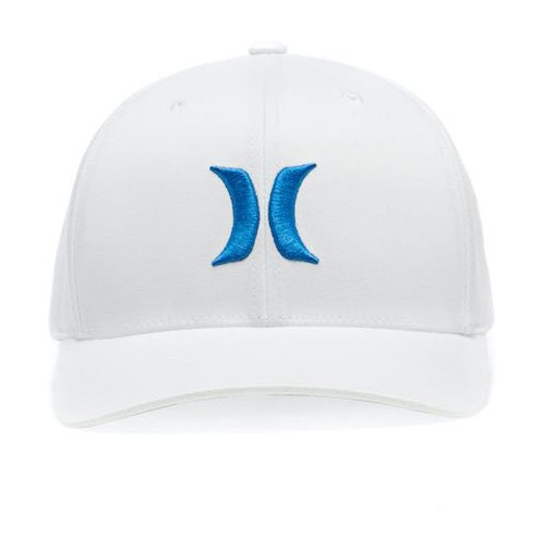 Hurley Men's Flexfit Cap ~ One And Only white
