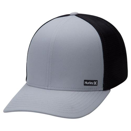 Hurley Men's Trucker Cap ~ League lt grey