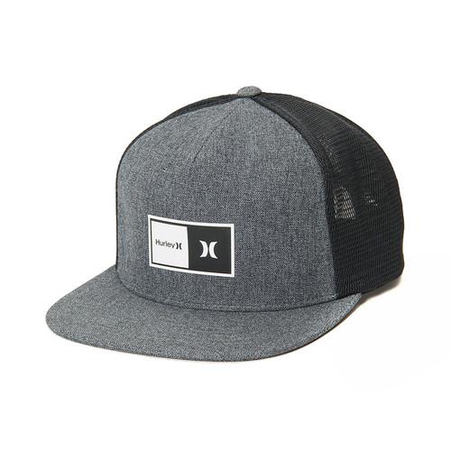 Hurley Men's Snapback Trucker Cap ~ Natural 2.0 Trucker grey