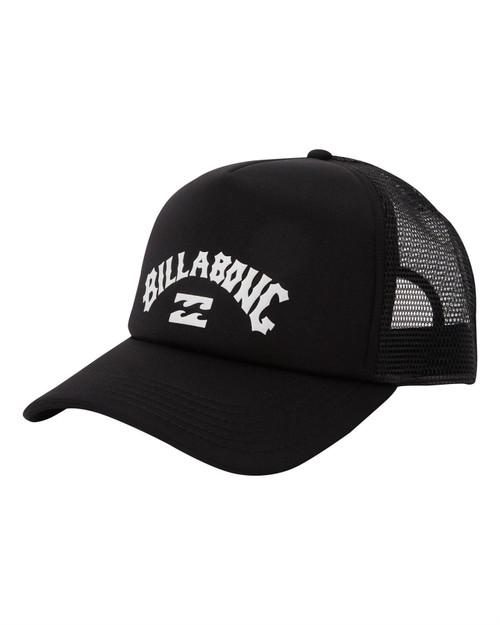 Billabong Men's Snapback Trucker Cap ~ Podium black