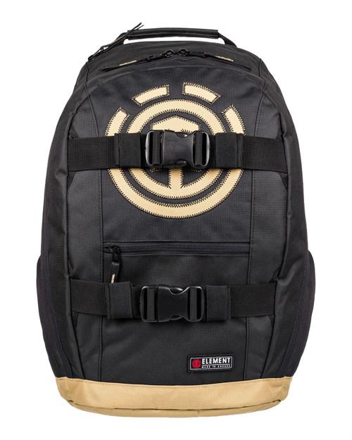 Element Skate backpack ~ Mohave flint black