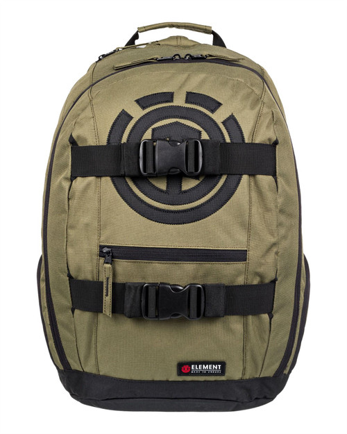Element Skate backpack ~ Mohave army