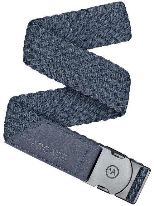 Arcade Future Weave Range Web Belt ~ Vapor navy