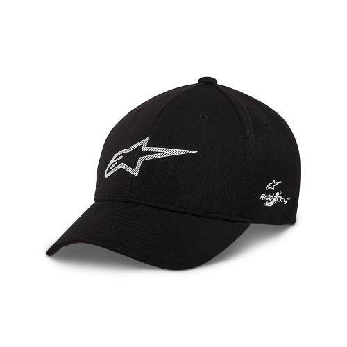 Alpinestars Men's Adjustable Cap ~ Ageless Velo Tech black