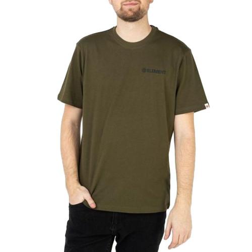 Element Men's T-Shirt ~ Blazin Chest army
