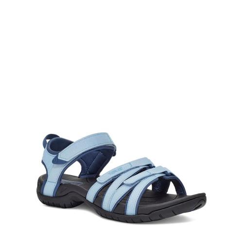 Teva Womens Walk And Hike Sandals ~ Tirra chambray blue