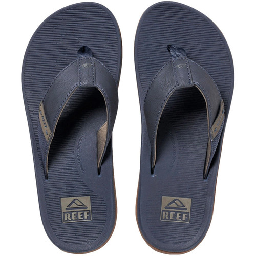 Reef Mens Water Friendly Sandals  ~ Santa Ana navy