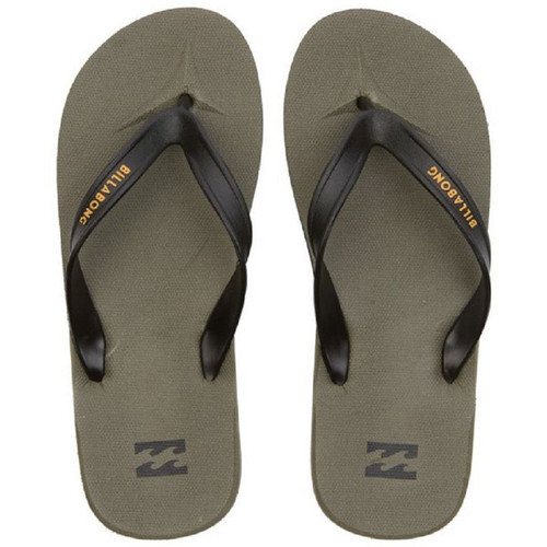 Billabong Water Resistant Mens Sandals ~ All Day military