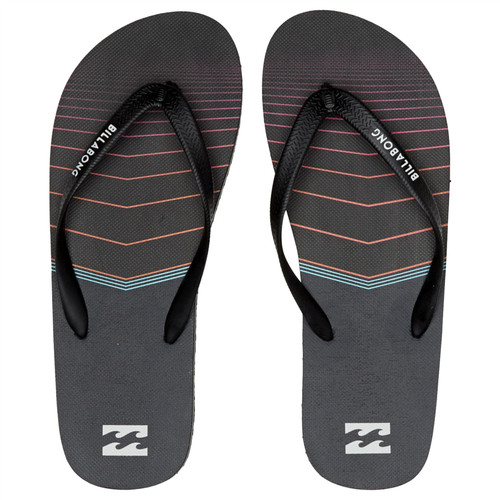 Billabong Water Resistant Mens Sandals ~ Tides North Point black