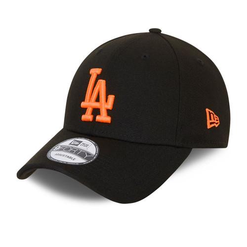 New Era Neon 9Forty Cap ~ LA Dodgers black