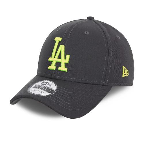 New Era Neon 9Forty Cap ~ LA Dodgers char