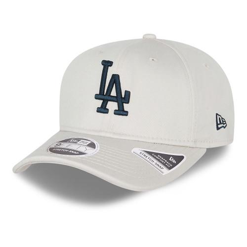 New Era League Essential 9Fifty Snapback Cap ~ LA Dodgers stone