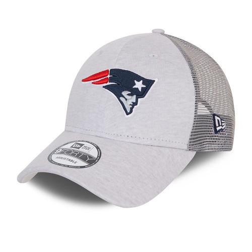New Era Home Field 9Forty Snapback Trucker Cap ~ New England Patriots