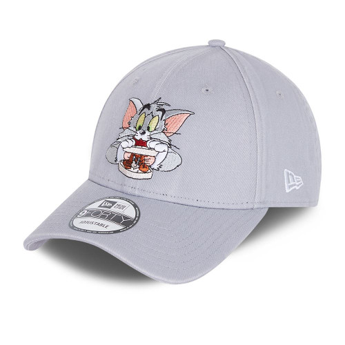 New Era 9Forty Kids Cap ~ Tom & Jerry grey