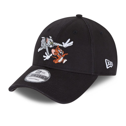 New Era 9Forty Kids Cap ~ Tom & Jerry black