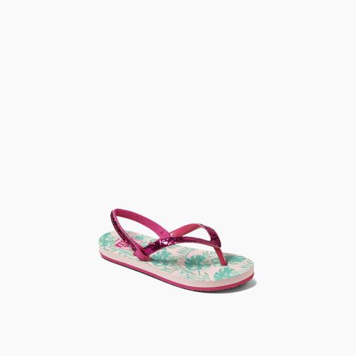 Reef Kids Sandals ~ Little Stargazer Prints Paradise