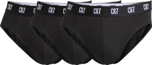 Cristiano Ronaldo Men's Cotton Stretch Briefs 3 Pack ~ 8100-66-900