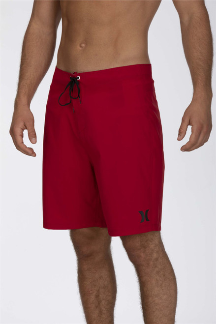 """Hurley Stretch Boardshorts ~ One & Only 20"""" red"""