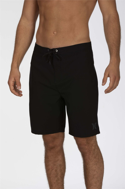 """Hurley Stretch Boardshorts ~ One & Only 20"""" black"""