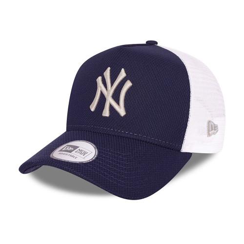 New Era Diamond Era Snapback Trucker Cap ~ 'New York Yankees'