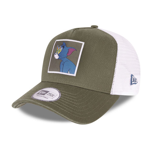 New Era Snapback Trucker  Cap ~ 'Tom and Jerry'