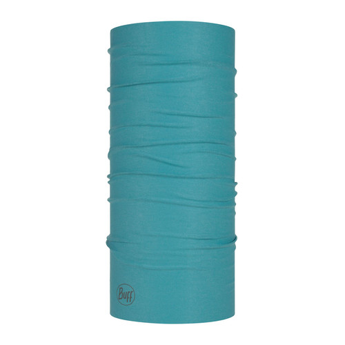 Buff New Original Neckwear ~ Solid dusty blue