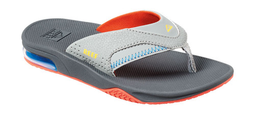 Reef Kids Sandals ~ Little Fanning red yellow