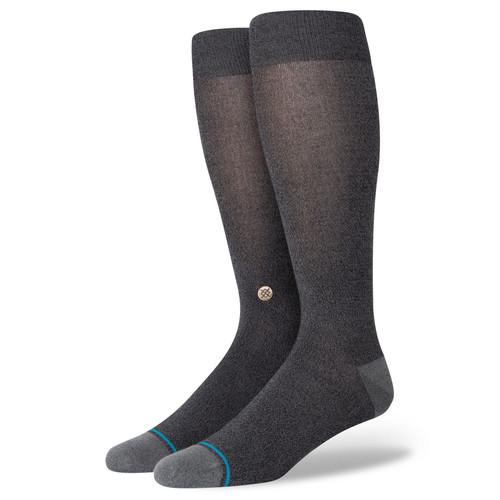 Stance Men's Socks Size L ~ Draper grey