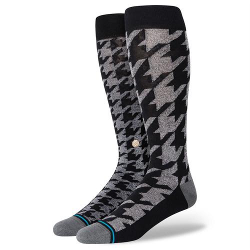 Stance Men's Socks Size L ~ Blood Hound black
