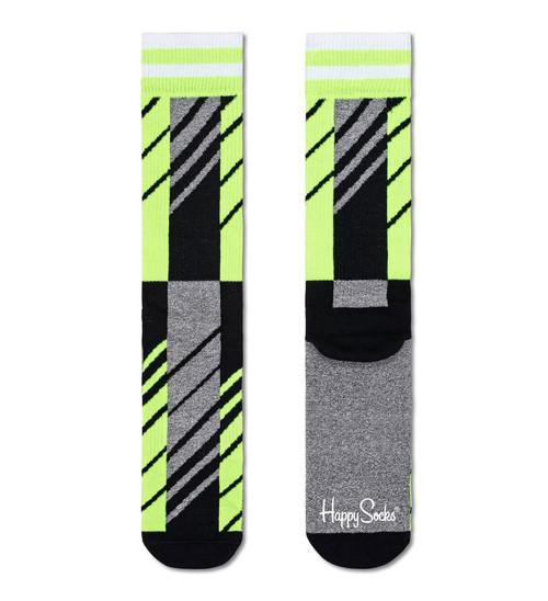 Happy Socks - Crew Socks (Size 41-46) ~ Scattered Stripe 9300