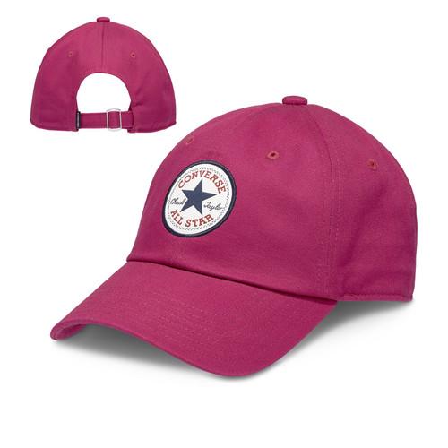 Converse Men's Tip Off Chuck Baseball Cap ~ Chuck maroon