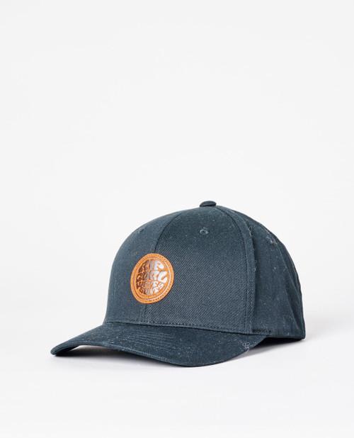 Rip Curl Men's Flexfit Cap ~ Wetty black
