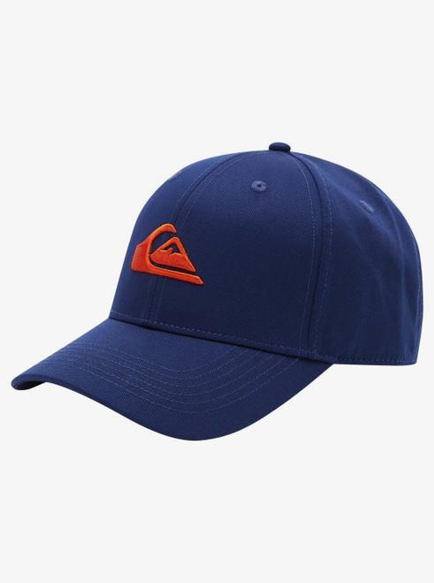 Quiksilver Men's Snapback Cap ~ Decades navy