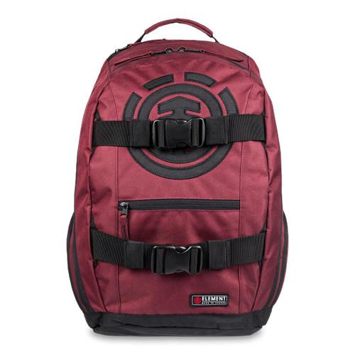 Element Skate backpack ~ Mohave vintage red