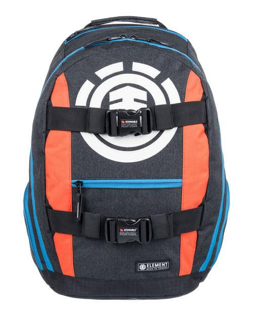 Element Skate backpack ~ Mohave dark heather
