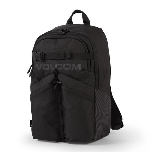 Volcom Men's Backpack ~ Academy black