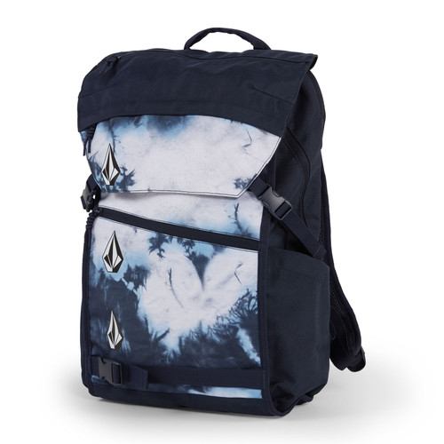 Volcom Men's Backpack ~ Substrate storm blue