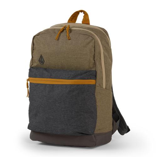 Volcom Men's Backpack ~ School  khaki