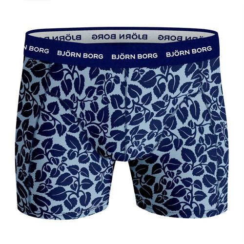 Bjorn Borg Men's Boxer Shorts ~ Essential blue