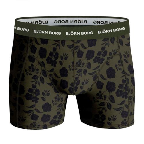 Bjorn Borg Men's Boxer Shorts ~ Essential grey