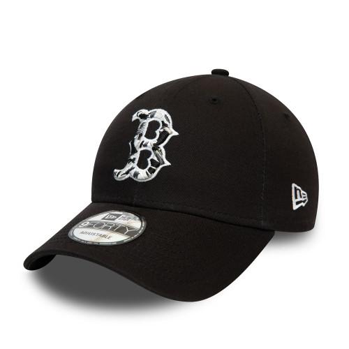 New Era Camo Infill 9Forty Cap ~ Boston Red Sox