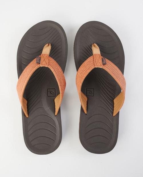 Rip Curl Men's Open Toe Sandals ~ Dbah Eco clay